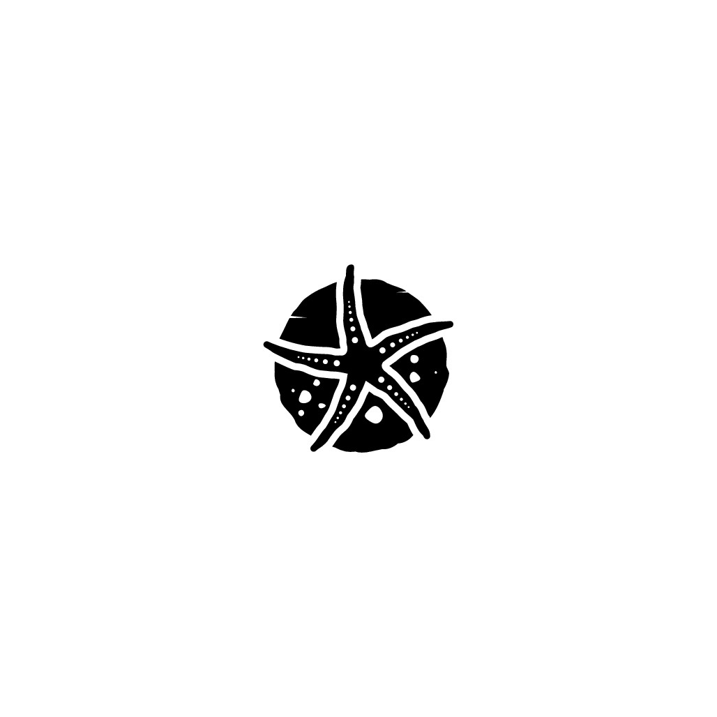 Design a fresh logo for a beach lodge in Mozambique