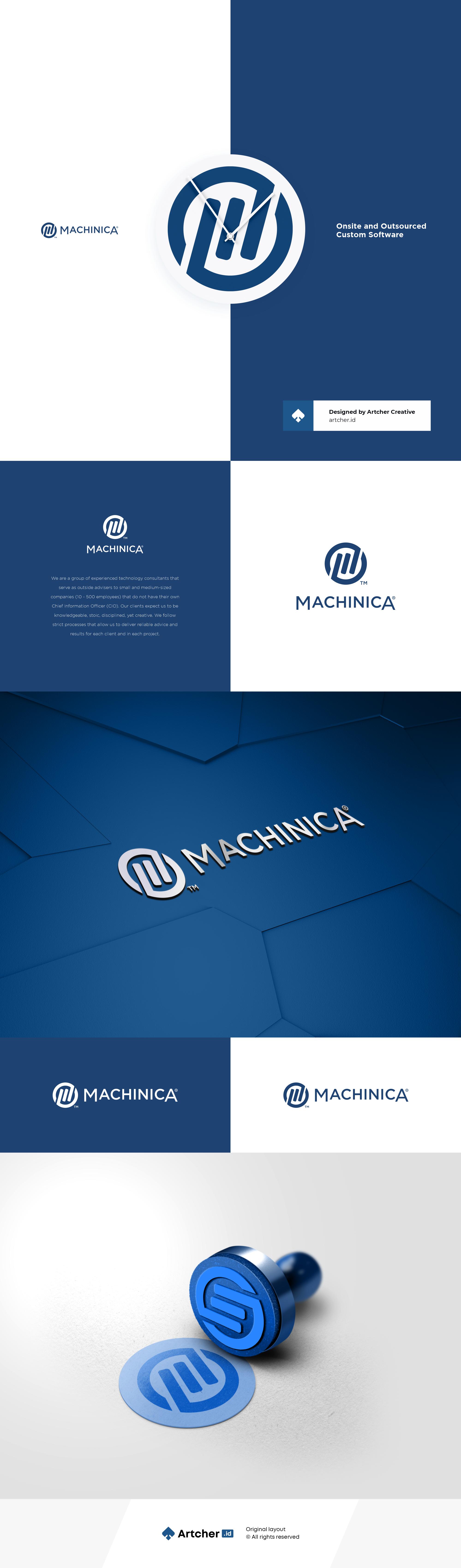 Machinica Logotype Update
