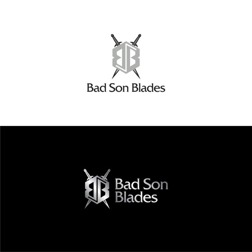 Logo for Bad Son Blades