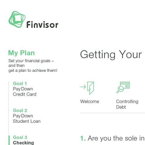 Hi - Create cool, crisp site for finance startup! Winning designer gets hired for add'l $500 project