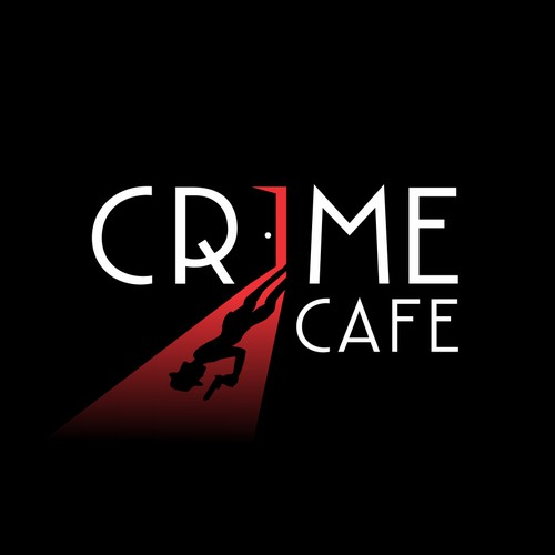 Logo for Crime Cafe