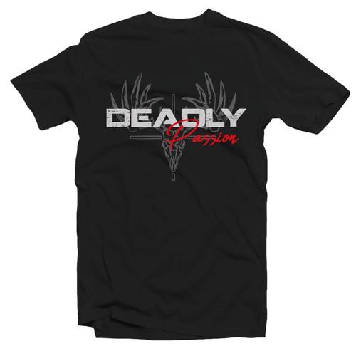 Deadly Passion T-Shirt Design