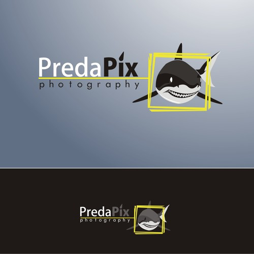 Logo wanted for PredaPix Shark Photography