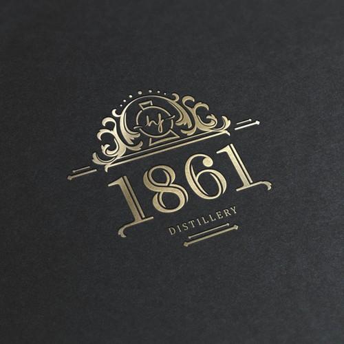 logo concept for 1861