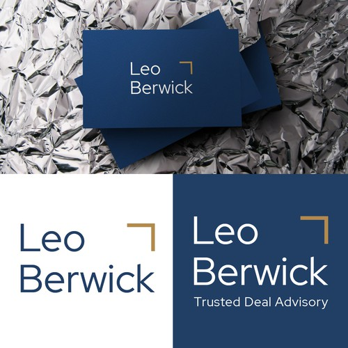 Logo for Leo Berwick