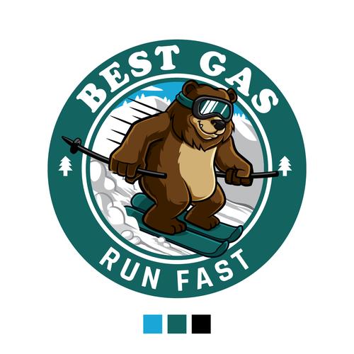Logo mascot design