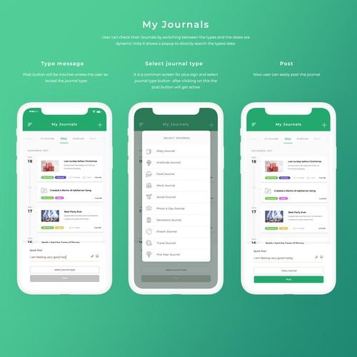 Pronto Journal