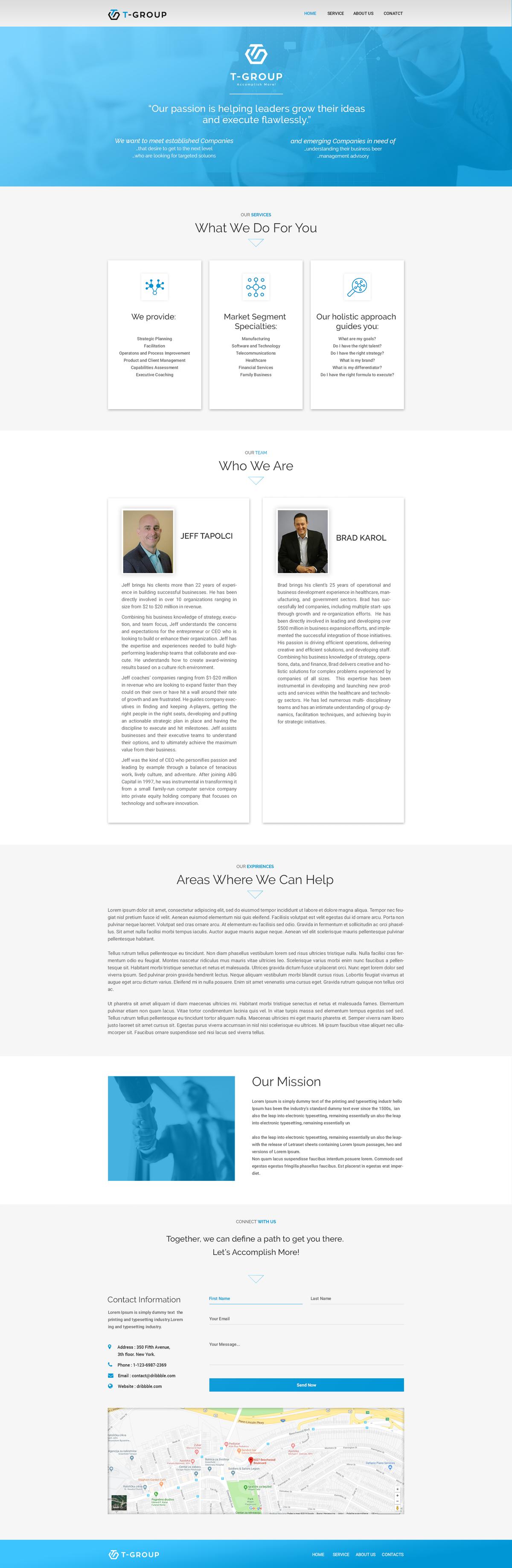 Very Simple Website