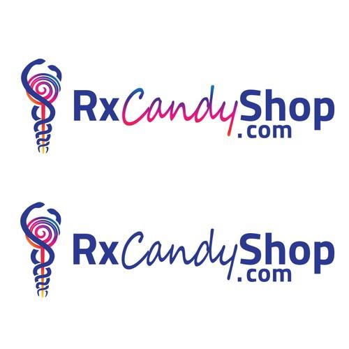 elegant logo for pharmacy
