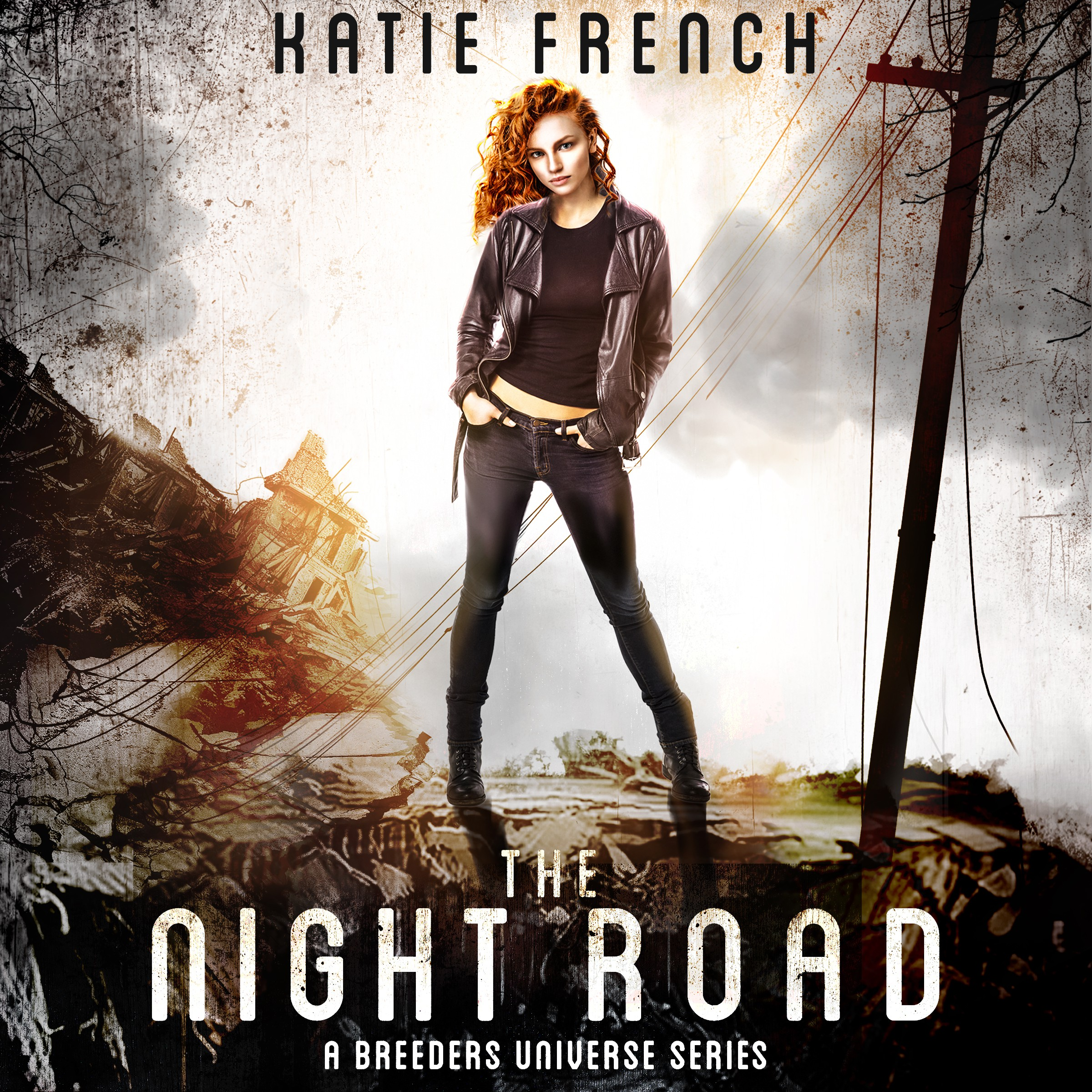A resizing of The Night Road for an audiobook production