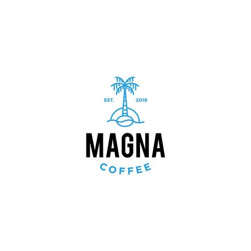 Logo for Magna Coffee