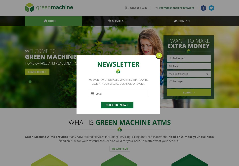 Modernize The ATM Business