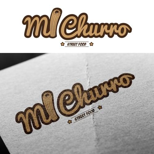 proposta logo Mi Churro