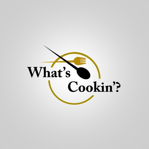 Create a logo for an innovative community recipe/food blog based in Shanghai!