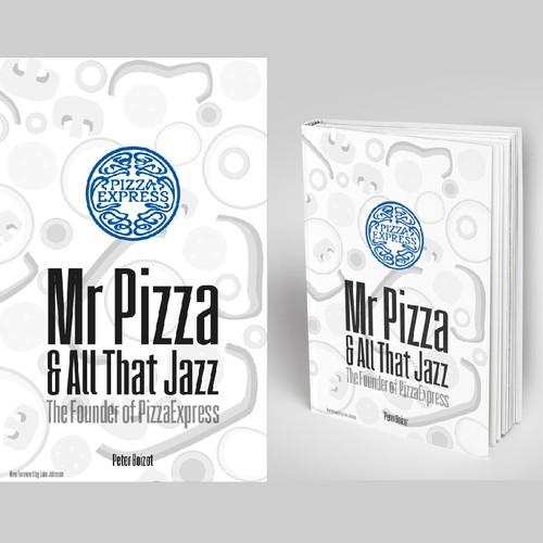 Mr Pizza Bookcover