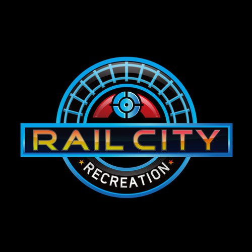 Logo Concept for Rail City Recreation