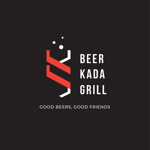 Beerkada Grill Logo