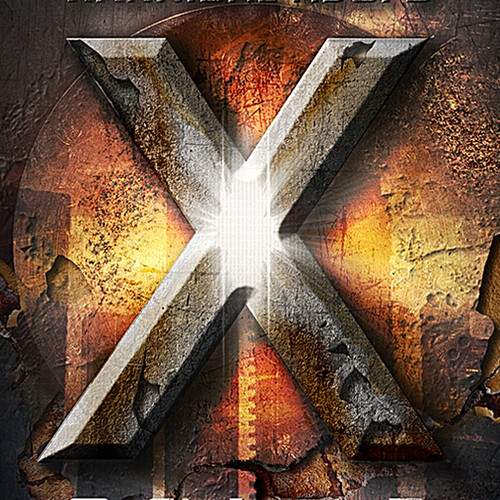 Sci-Fi Action Cover for X-Squad