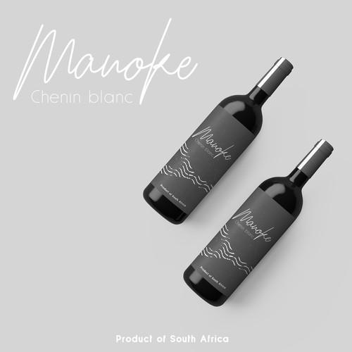 Wein Etikett