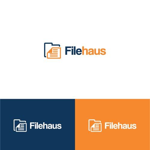 Enterprise file-sharing website logo