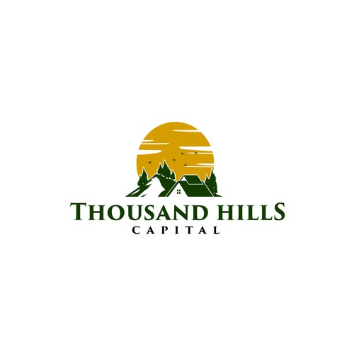 logo concept for Thousand Hills
