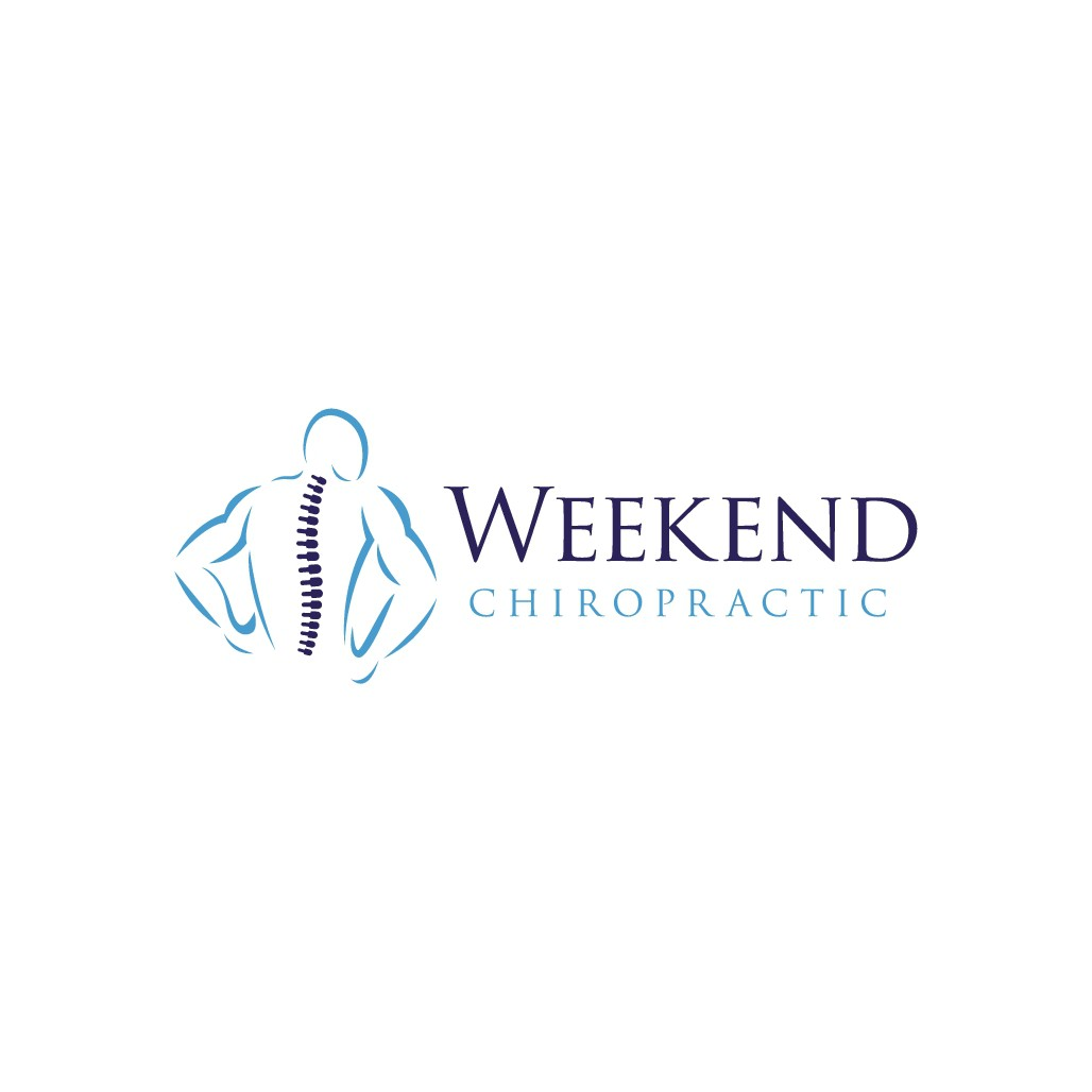 Design a simple logo for Weekend Chiropractic