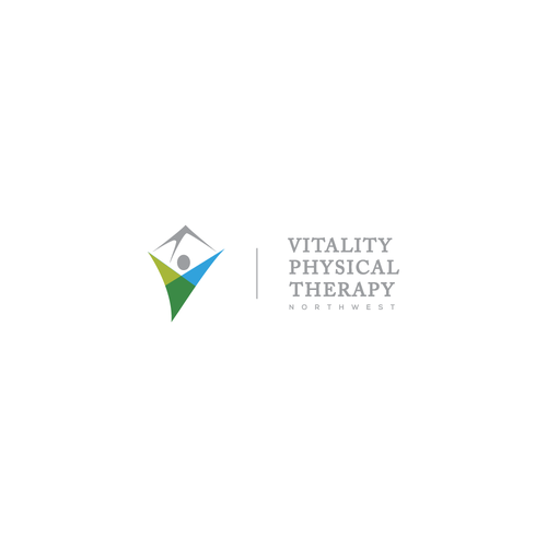 Logo for the Vitality Physical Therapy