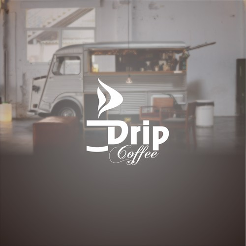 Logo for Drip coffee