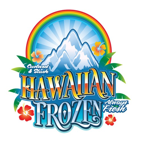 Hawaiian Frozen