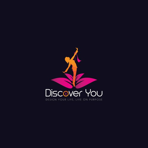Discover You logo concept for Clear53