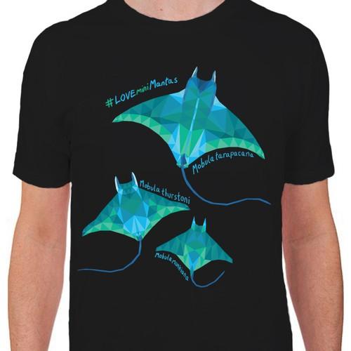 Polygon Ray Shirt