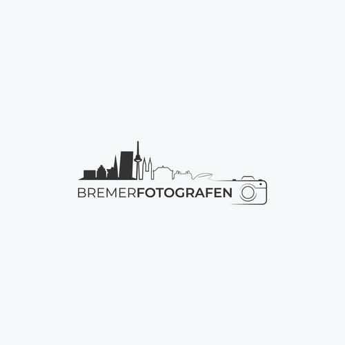 'BREMERFOTOGRAFEN' Logo Design Concept