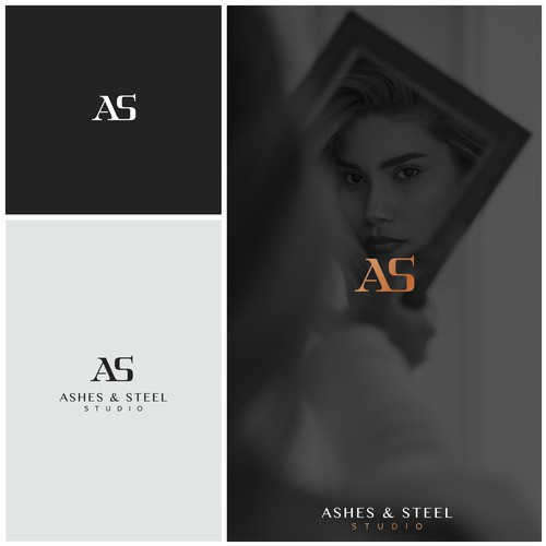 ASHES & ATEEL LOGO DESIGN