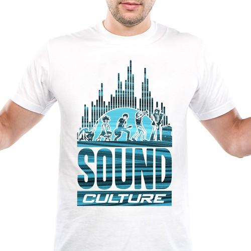 Fun Design for Professional Loudspeaker Brand