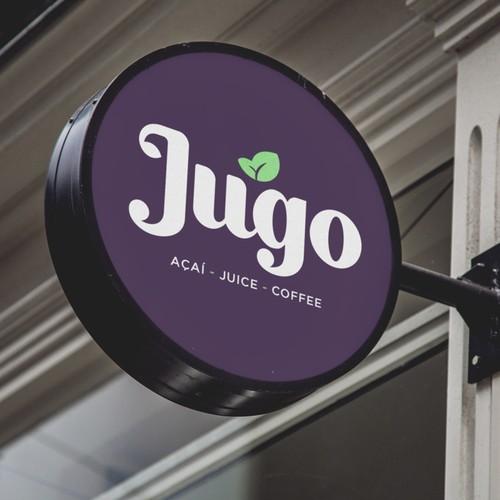 Jugo Logo Design