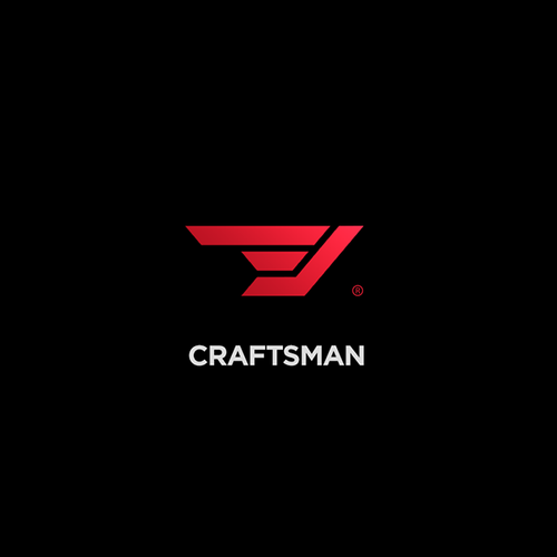 Craftsman Construction Logo Design