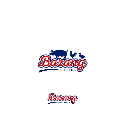 Barang feeds needs a new powerfull logo - will use it for sure!