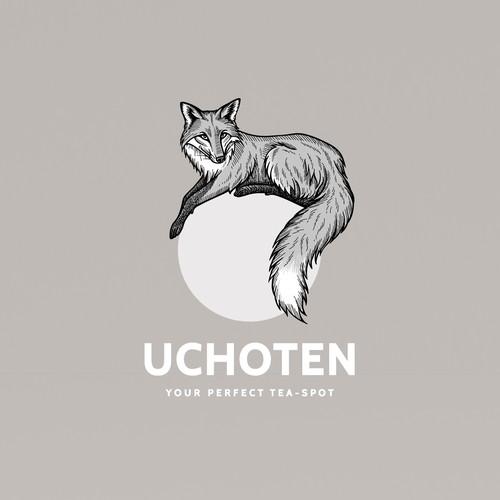 UCHOTEN - Logo design