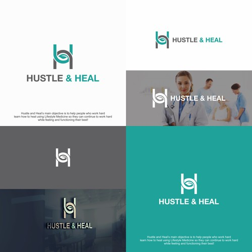 HUSTLE & HEAL