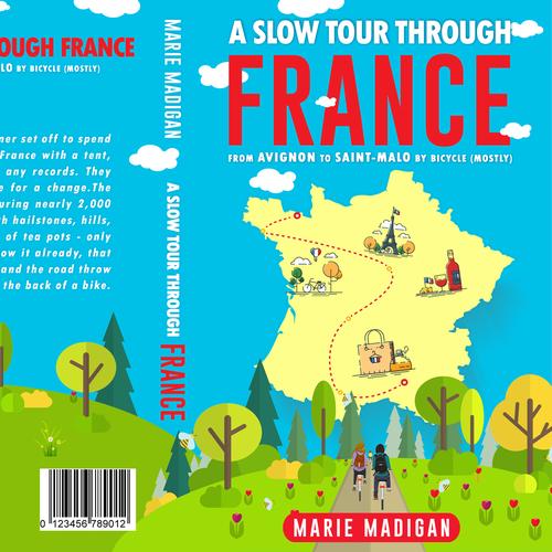 A slow tour through France