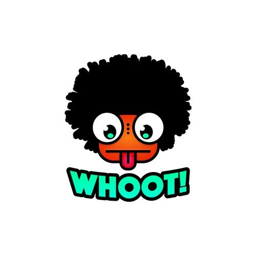 Vibrant Logo Character