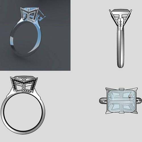 Design Logo for Wedding Ring!