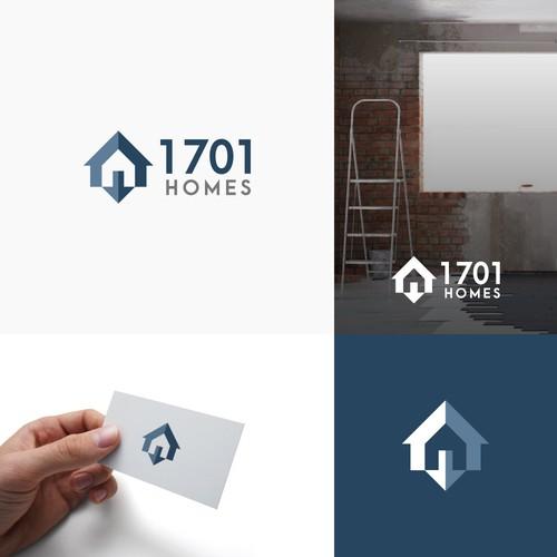 1701 HOMES LOGO