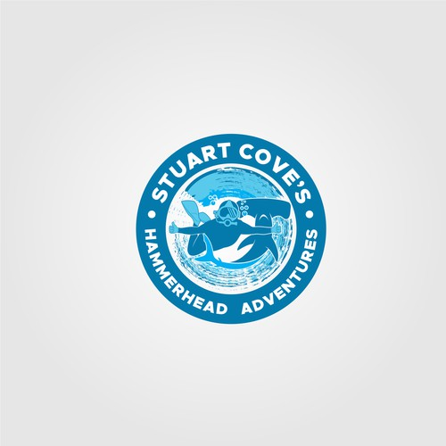 Logo for Scuba Diving Company