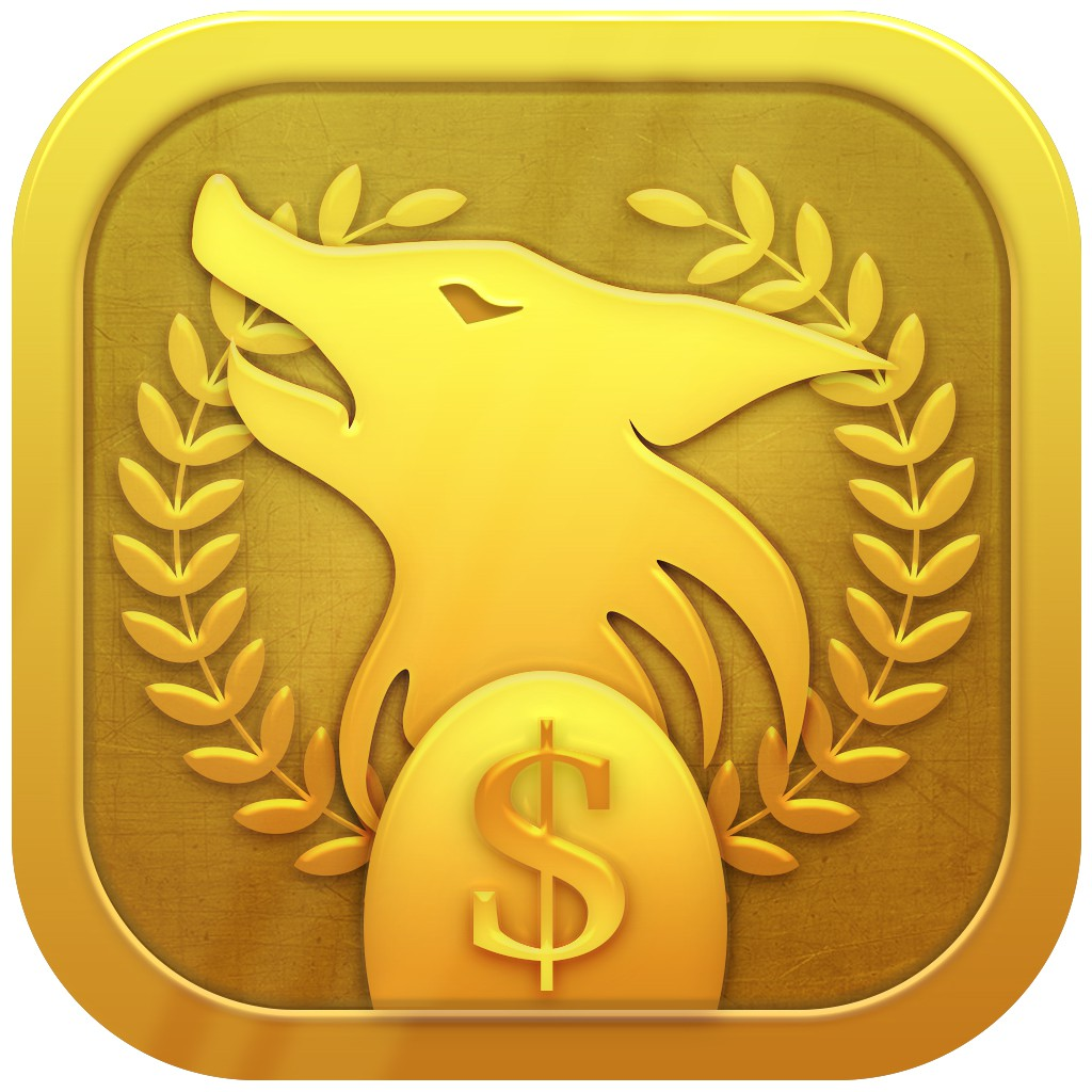 Wolves of Wall Street App Icon