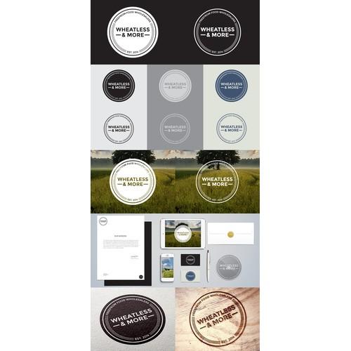 Wheatless & More Alternative Design