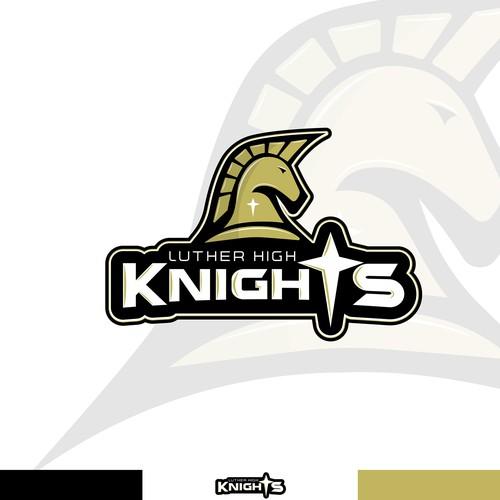 High School Knight Concept