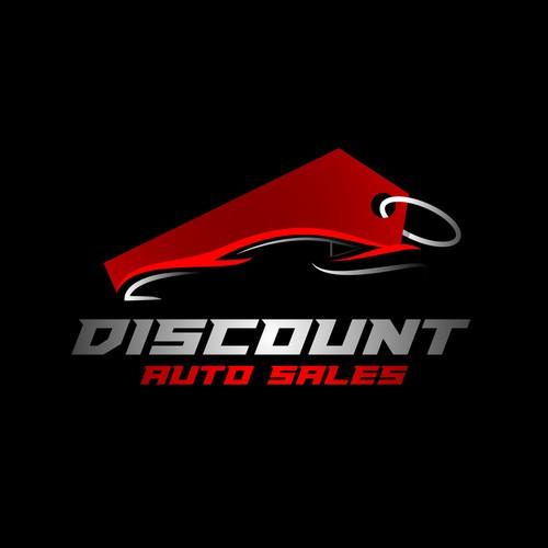 Discount Auto Sales - Logo