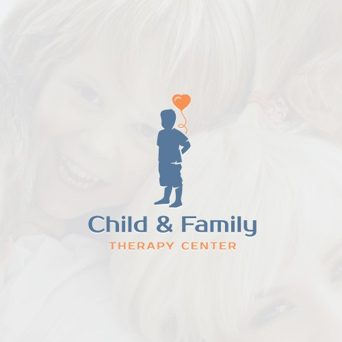 Intriguing logo for therapy center