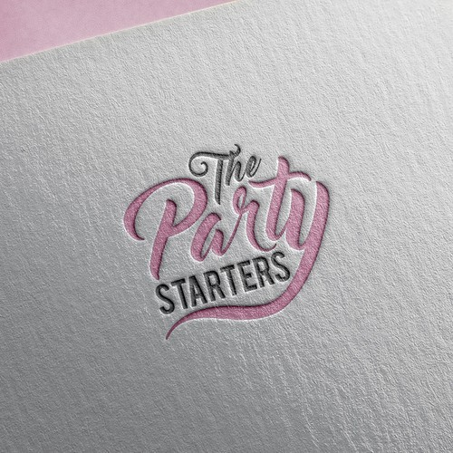 Logo for The Party Starters